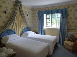 Redmire Farm Twin Room